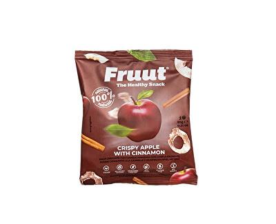 Sušené jablčné chrumkavé plátky so škoricou 20 g