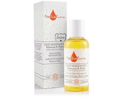 Masážny olej pre bábätká i mamičky 100 ml