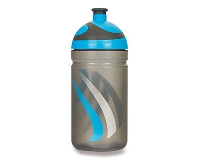 Zdravá fľaša - BIKE modrá 0,5 l