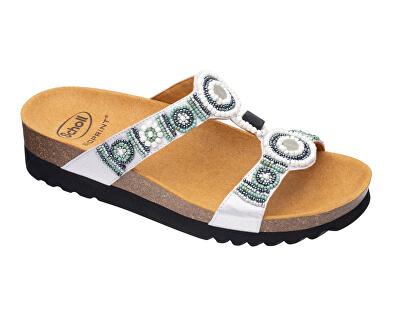 Zdravotná obuv - NEW BOGOTA`SatinBds-W - Silver / Multi