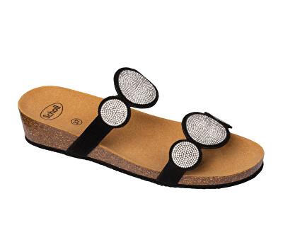 Zdravotná obuv - SHARON 2 STR MicroStrass-W - Black