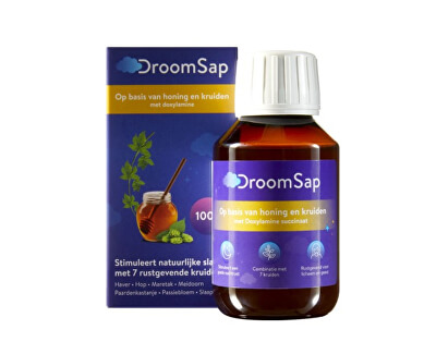 Sirup na spaní DroomSap 100 ml