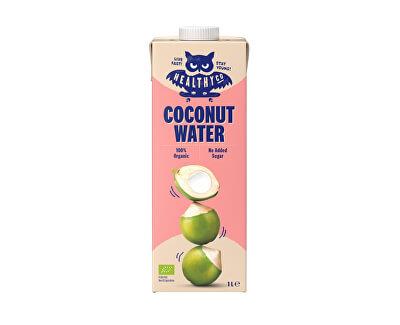 ECO Kokosová voda 1l -ZĽAVA - poškodený obal