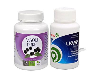 Maqui Pure + LKVB6