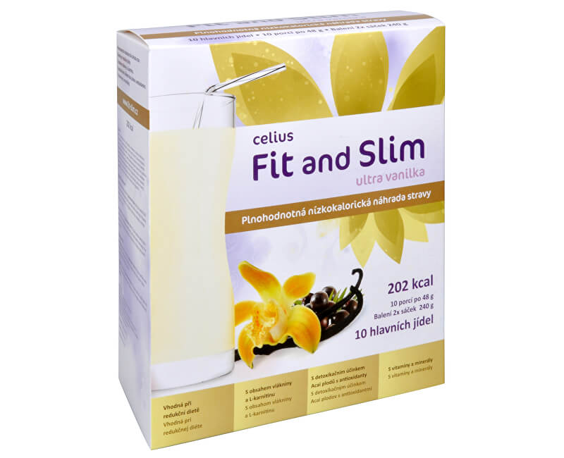 Celius Fit and Slim Ultra 480 g