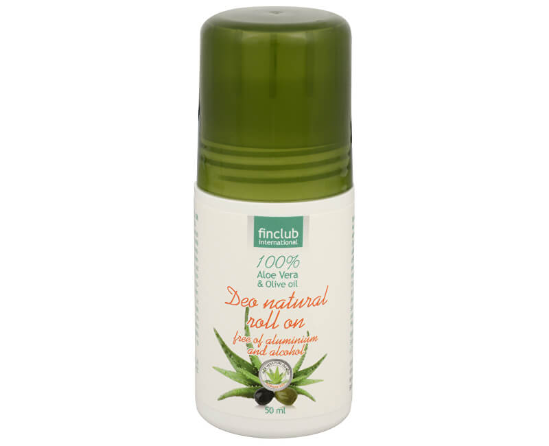 Finclub Aloe Vera roll-on 50 ml