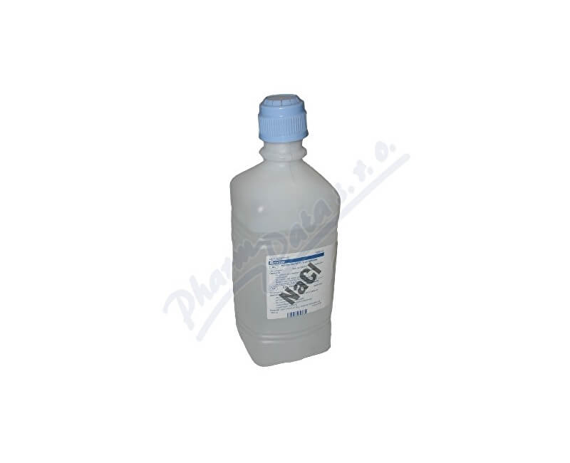 BAXTER HEALTHCARE LIMITED, NORFOLK 0.9% Sodium Chloride Pour Bottles 1000ml 6ks