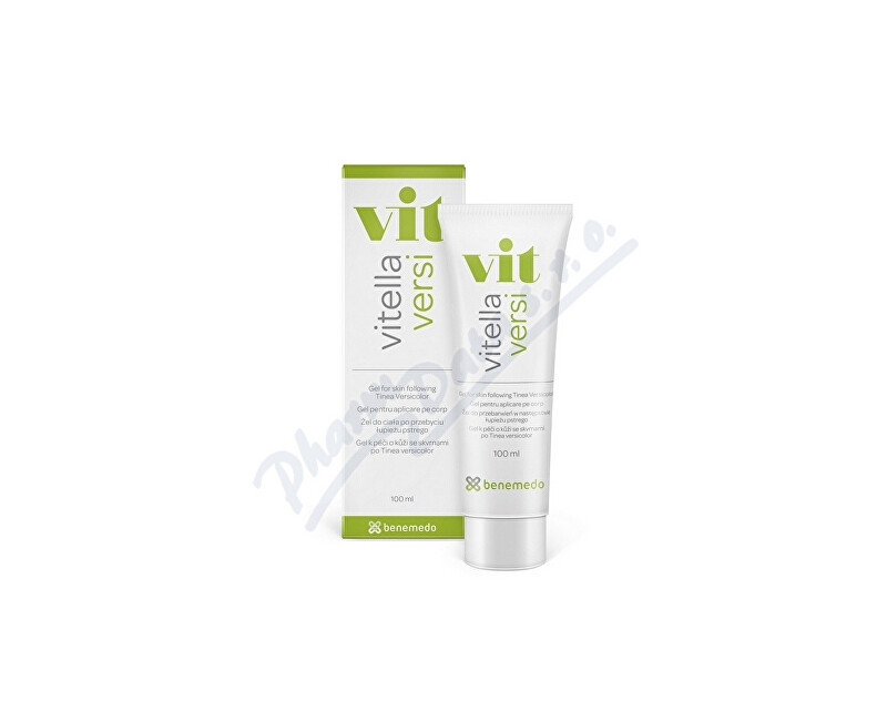 BENEMEDO Vitella Versi Gel 100 ml