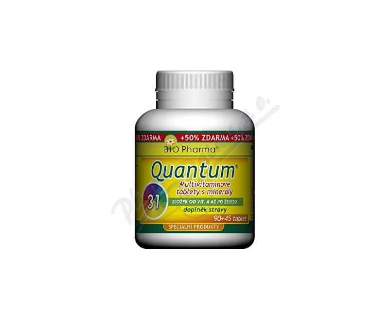 CONTRACT PHARMACAL CORPORATION Quantum tbl.9045 Bio-Pharma