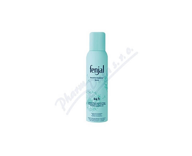 DOETSCH GRETHER AG, BASEL FENJAL Sensitive Touch Deodorant spray 150ml