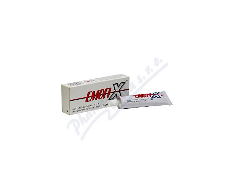 DRUGS MINERALS AND GENERICS ITALIA S.R.L. Emofix mast 30g
