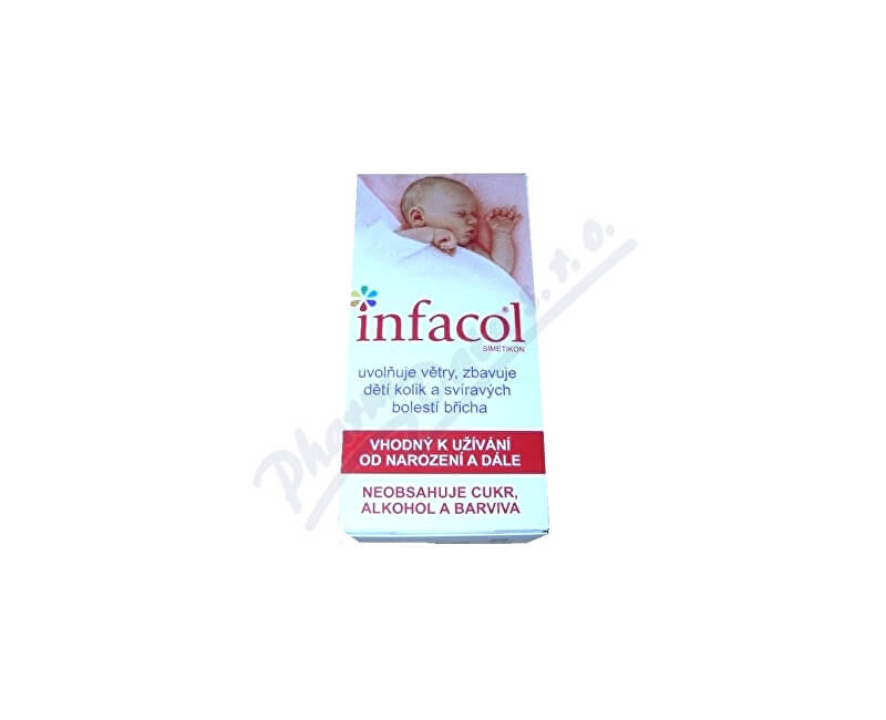 FOREST HEALTHCARE BV, HILVERSUM Infacol 50ml