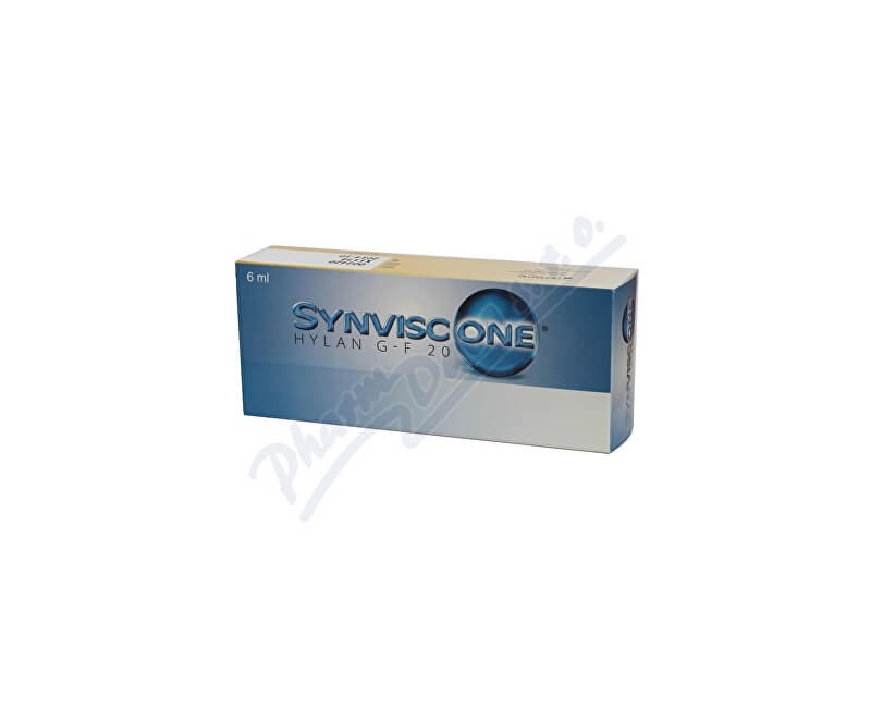 GENZYME B.V., NAARDEN SYNVISC ONE 48mg/6ml x 1 SYR
