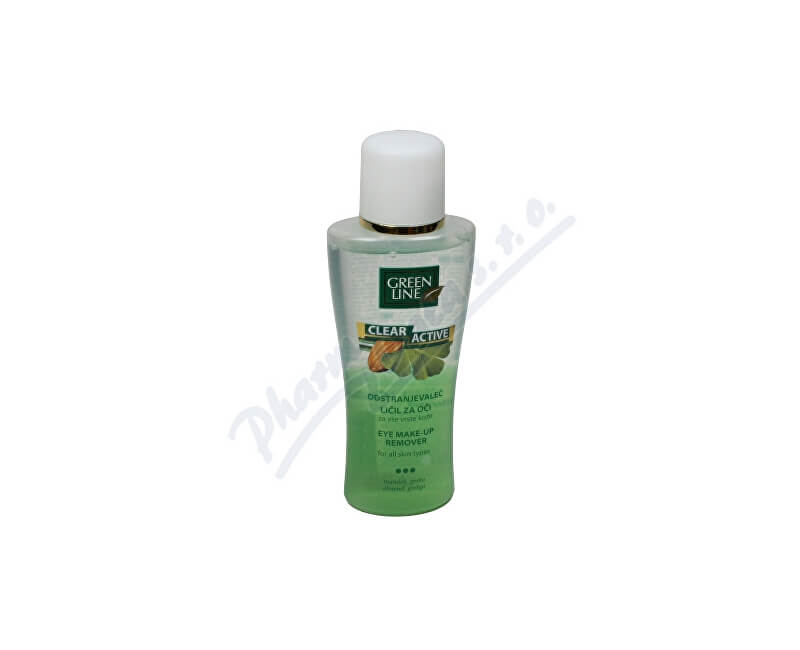 ILIRIJA D.D.LJUBLJANA Green Line Clear Active Odlič. očn. make-upu 125ml