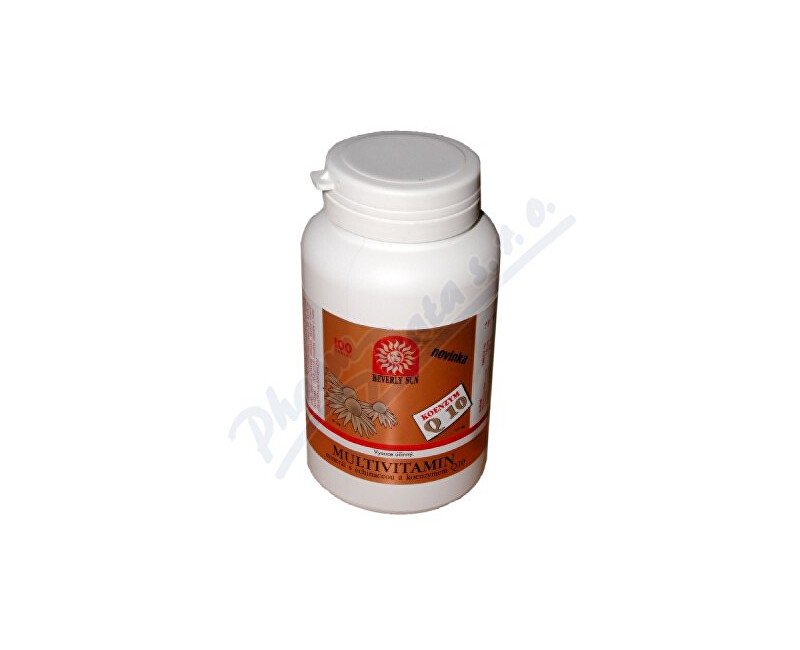 HIGH STANDARD PRODUCT Multivitamin-mineral+echinacea+Q10 tbl.100
