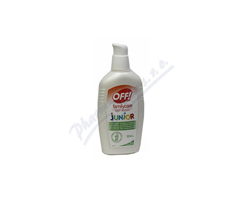 HYDRA FARMACOSMETICI S.P.A Off Family Care Junior gel 100 ml