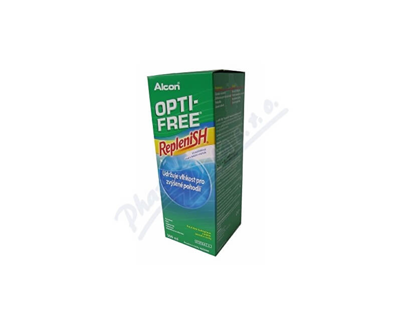 LABORATOIRES ALCON, KAYSERSBERG OPTI-FREE REPLENISH 300ml