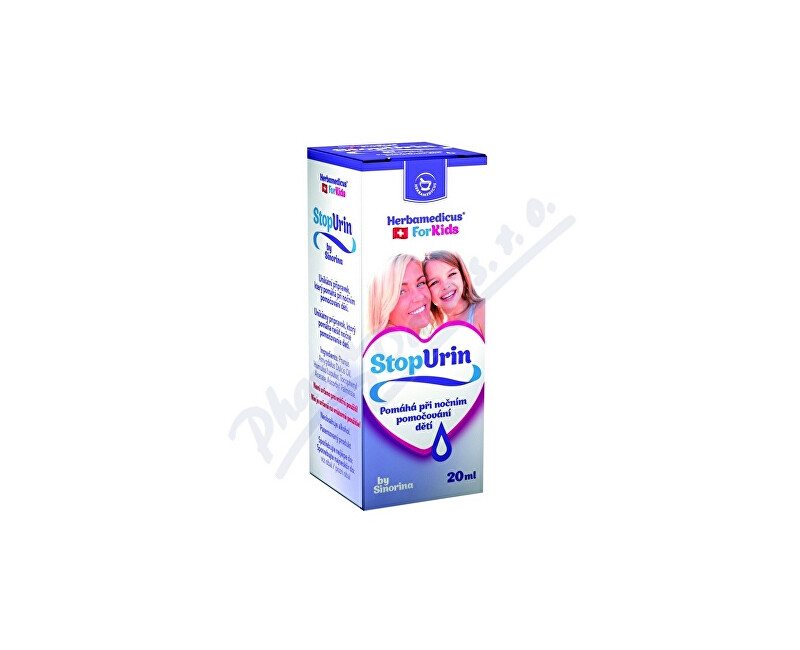 Laboratec s.l. Alicante StopUrin Herbamedicus ForKids 20ml