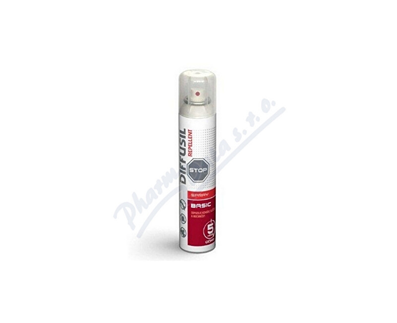 LYBAR Diffusil repelent Basic kapesní spray 75ml