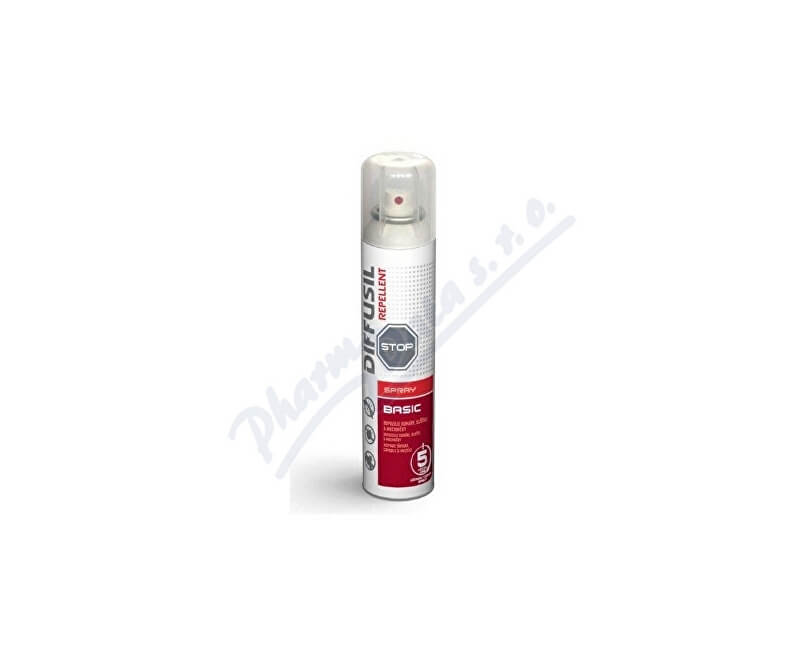 LYBAR Diffusil repelent Basic spray 150ml