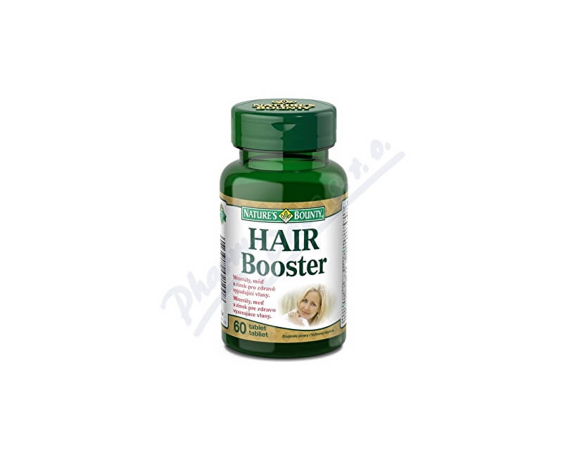 NATURES BOUNTY Natures Bounty Hair booster tbl.60