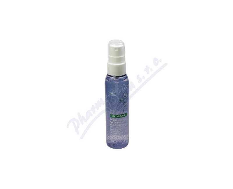 PIERRE FABRE DERMO-COSMETIQUE KLORANE Lin spray 125ml-bezoplach. sprej pro objem