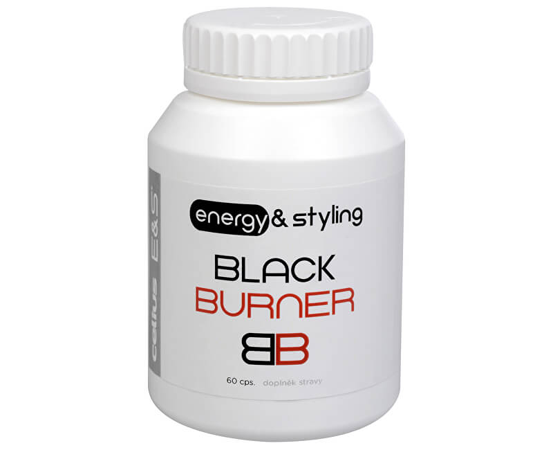 Celius E&S - Black Burner Energy & Styling 60 tob.