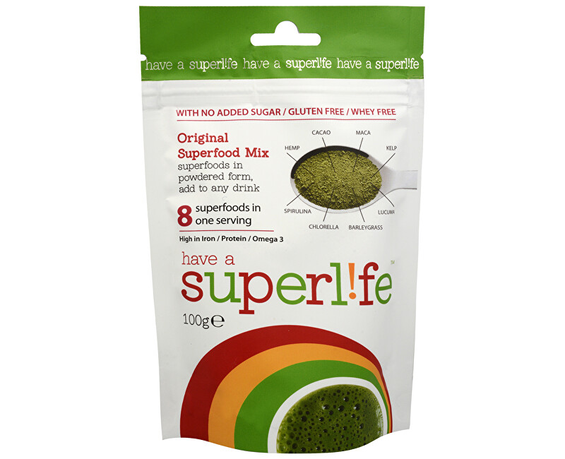 Superlife Superlife 8Superfood Mix 100 g