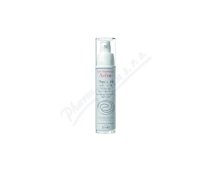 PIERRE FABRE DERMO-COSMETIQUE AVENE Physiolift creme nuit 30ml-na hluboké vrásky