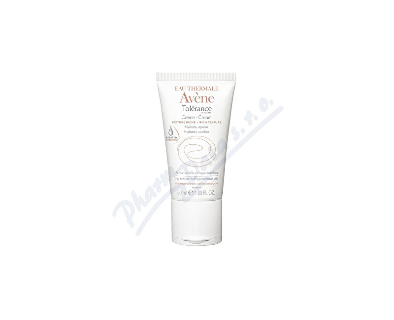 PIERRE FABRE DERMO-COSMETIQUE AVENE Tolerance extreme Cr.50ml alerg.pleť INOVACE