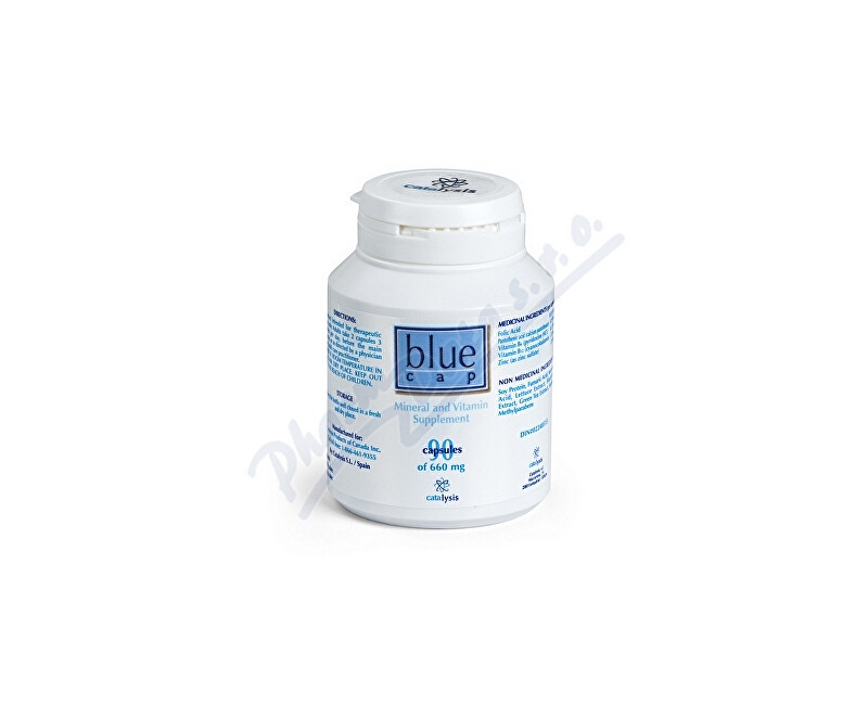 CATALYSIS S.A. MADRID BlueCap kapsle cps.90