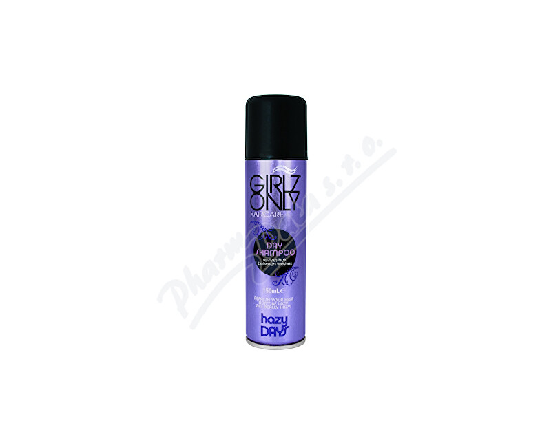 Alfred Franks and Bartlett Plc. Girlz Only Haircare Dry Shampoo HAZY DAYS 150ml