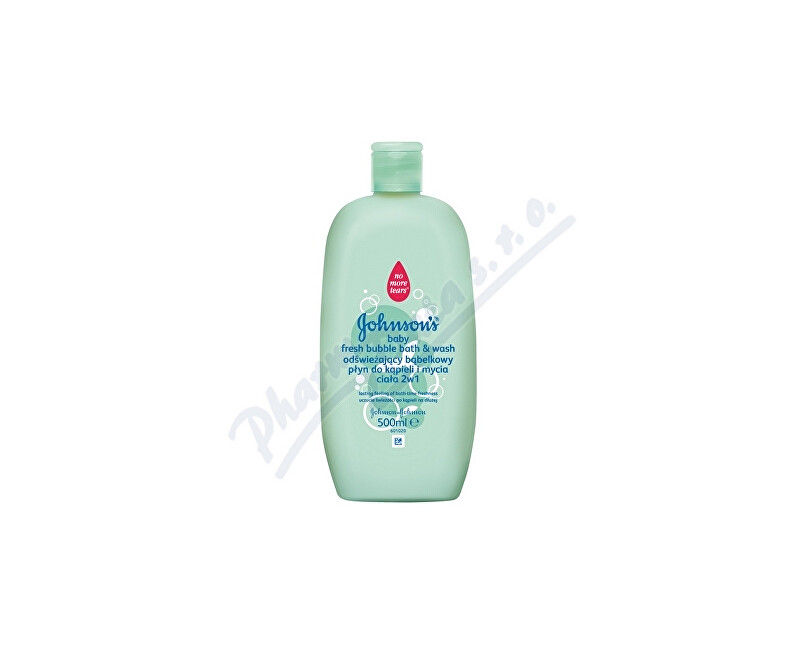 Johnson & Johnson JOHNSONS Baby Fresh bubl. koupel a gel 2v1 500 ml