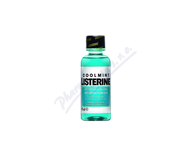 Johnson & Johnson LISTERINE COOL MINT 95 ml