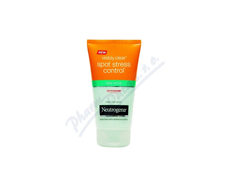 Johnson & Johnson Neutrogena Visibly Clear peeling stress 150ml
