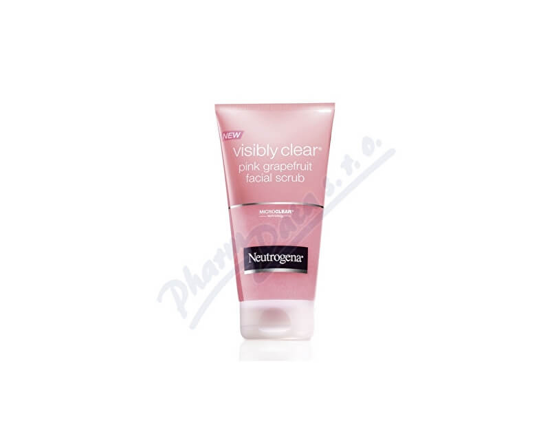 Johnson & Johnson Neutrogena Visibly Clear Pink Grap. peeling 150ml