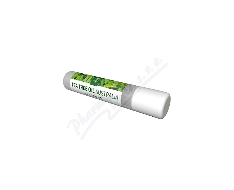BIOMEDICA TEA TREE OIL AUSTRALIA mycí roll on 8ml