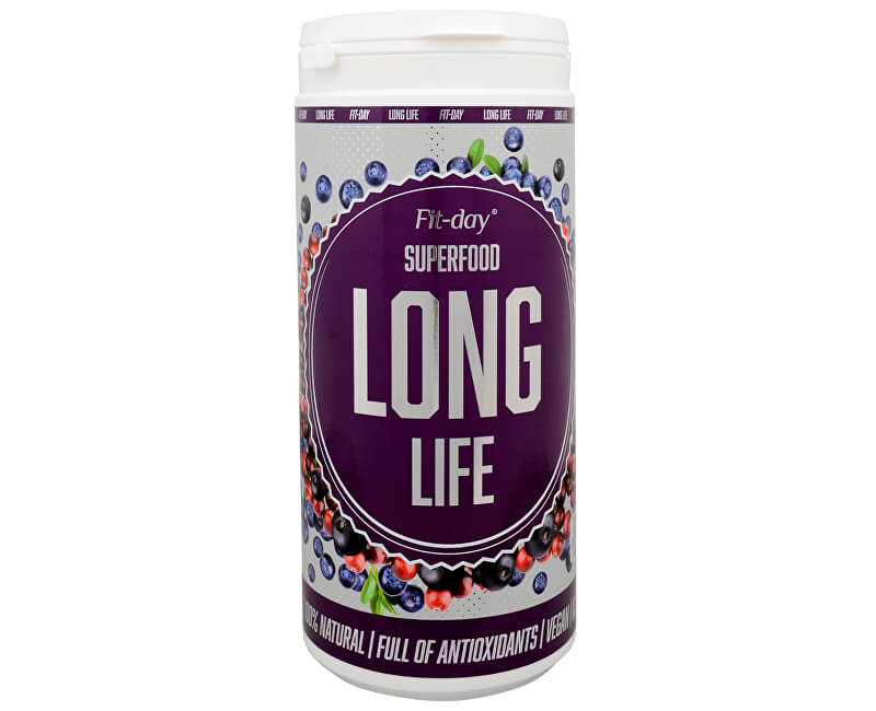 FIT-DAY FIT-DAY Superfood LONG LIFE 600 g