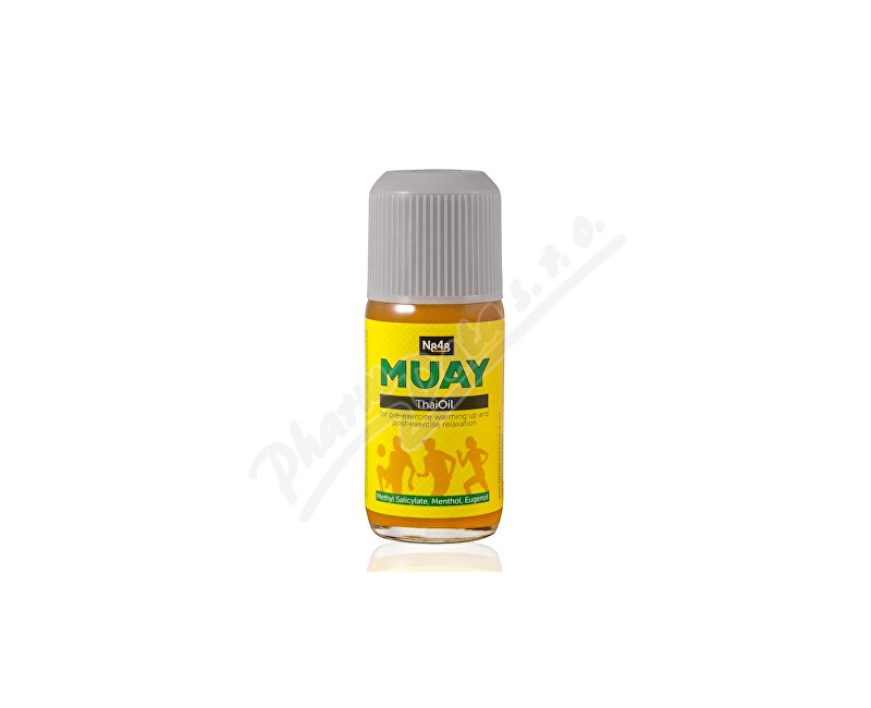 Fairy Meadows N848 MUAY Thajský Olej 120ml
