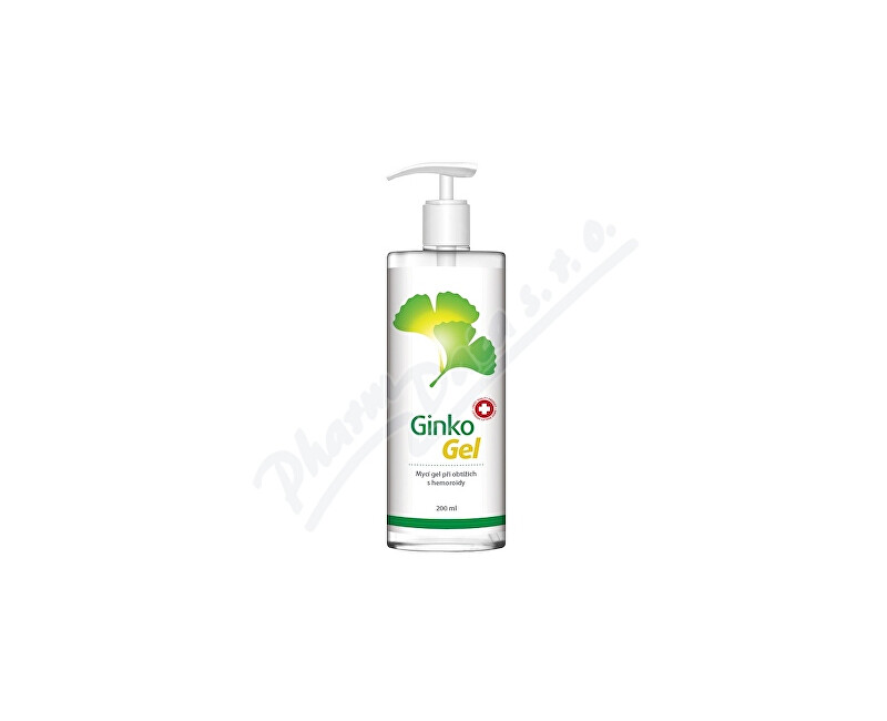AKACIA GROUP S.R.O. GINKO GEL mycí gel 200 ml