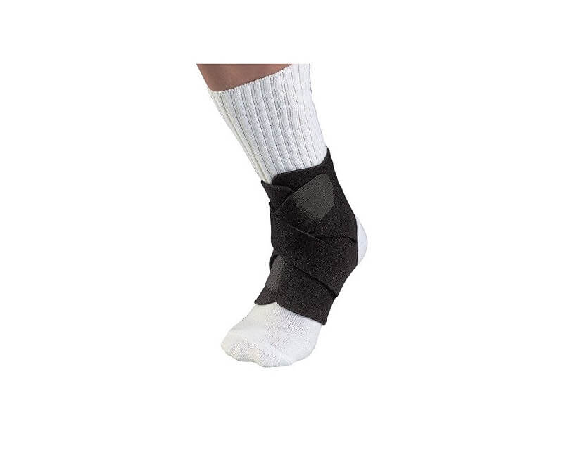 Mueller Bandáž na kotník Adjustable Ankle Support