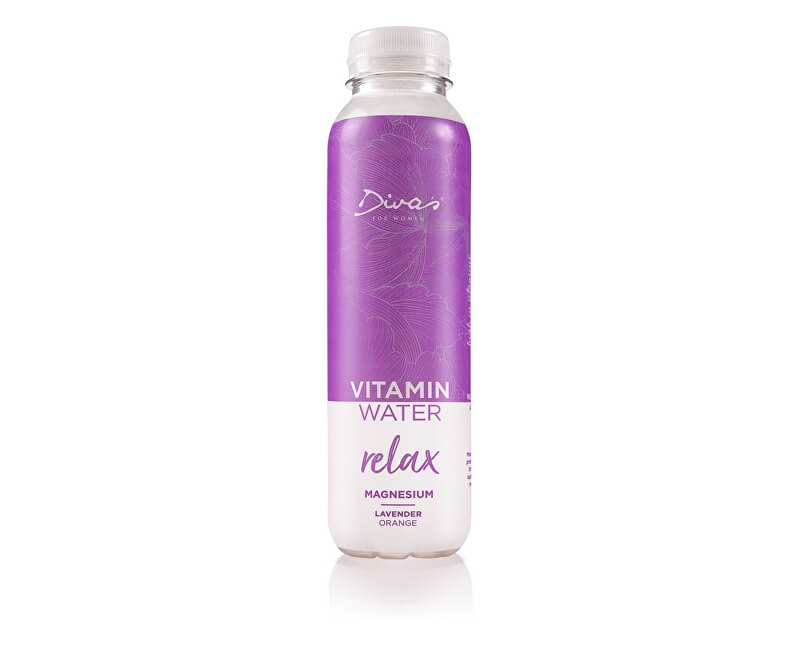 Diva`s for Women Diva's Vitamin Water - RELAX 400ml
