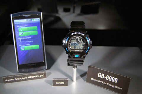 Casio G-shock GB 6900