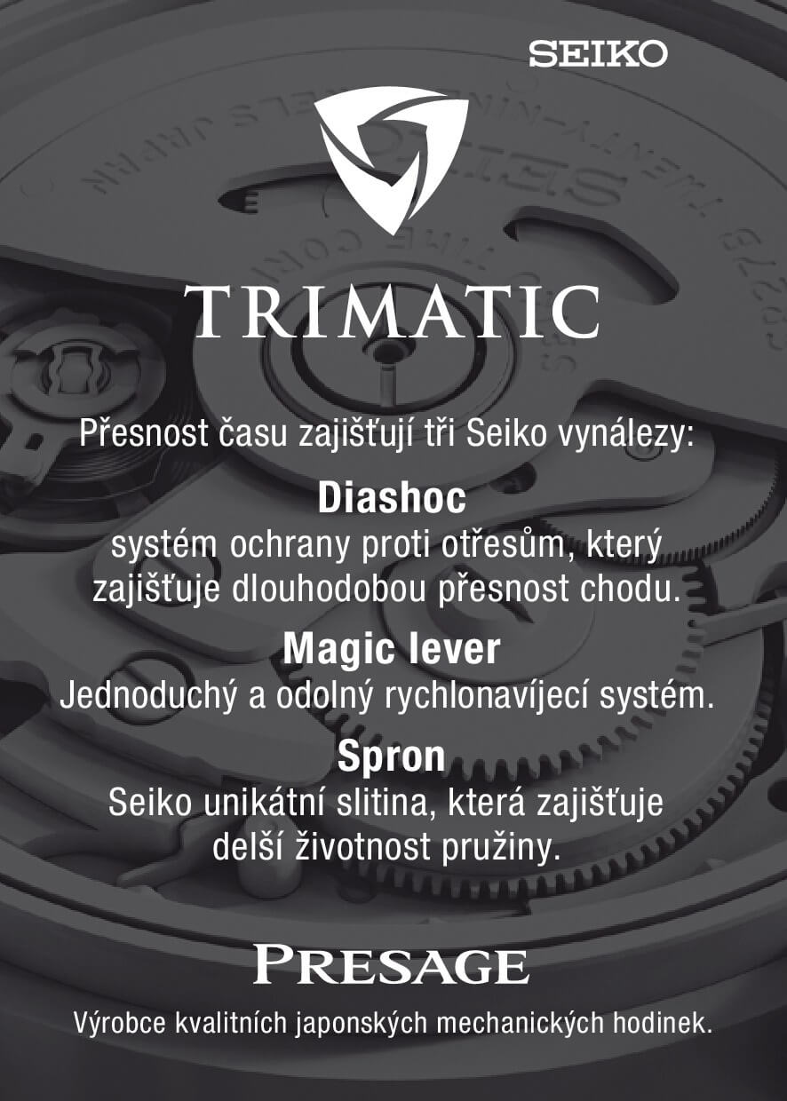 Strojek Trimatic