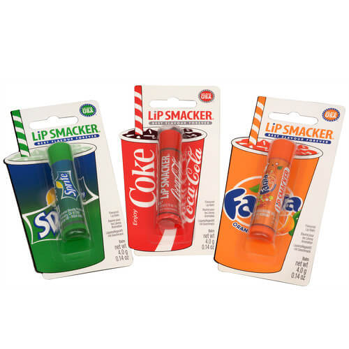 Lip Smacker limonády