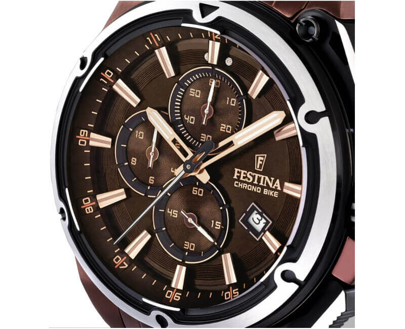 Festina Chrono Bike Tour De France 2015 Limited Edition 16883/1